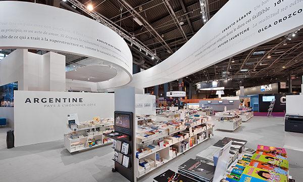 Pavillon Argentine - Salon du Livre (2)