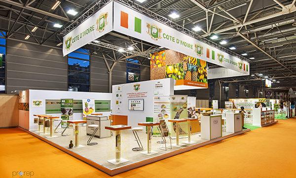 Pavillon Côte d'ivoire - SIA Agriculture