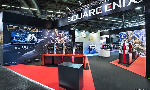 Square Enix - Japan Expo