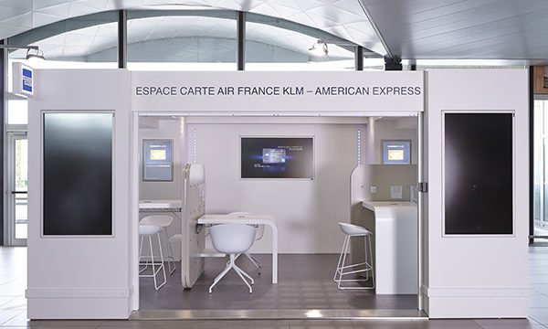 Stand American Express