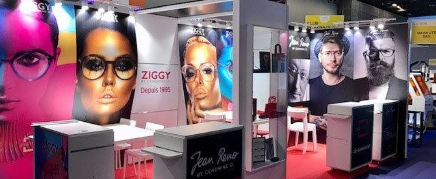 Créatifs, stand pack SILMO 2019 2