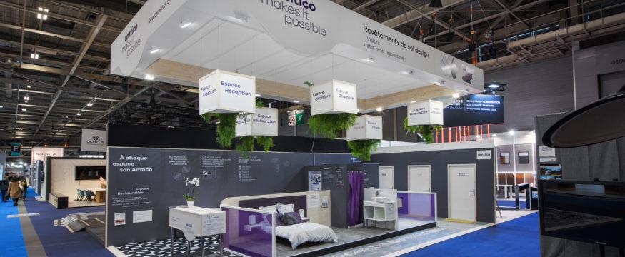 Groupe Créatifs, création de stands sur mesure et de stand d'exposition