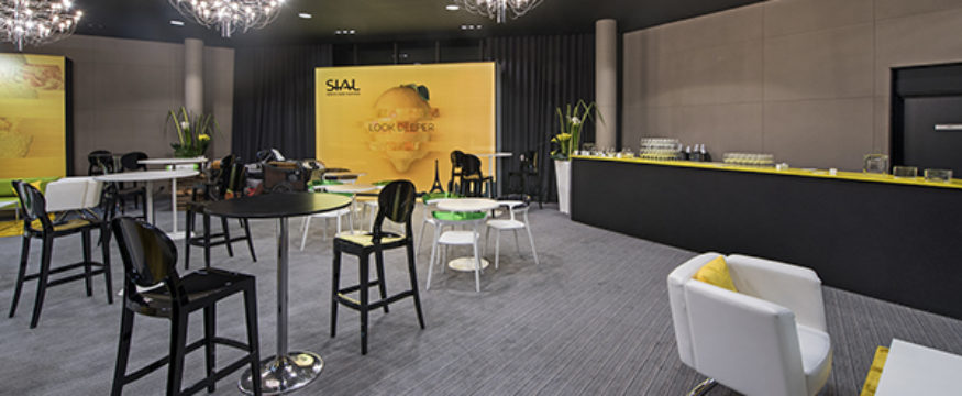 Stand SIAL 2016 - Zone VIP (2)